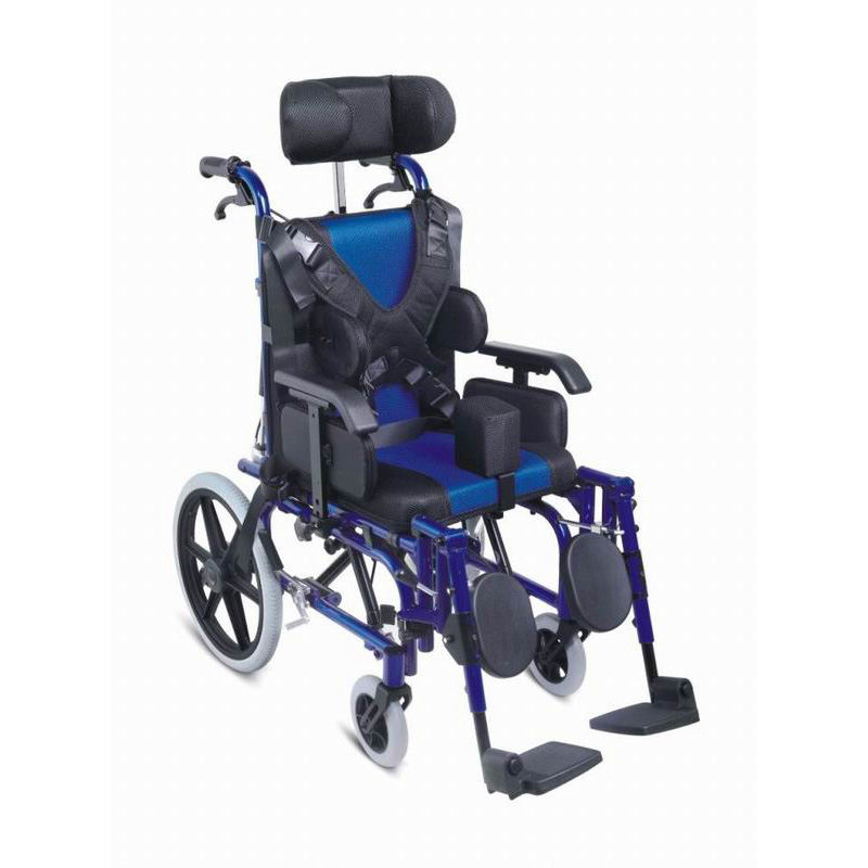 aluminum childrens wheelchair