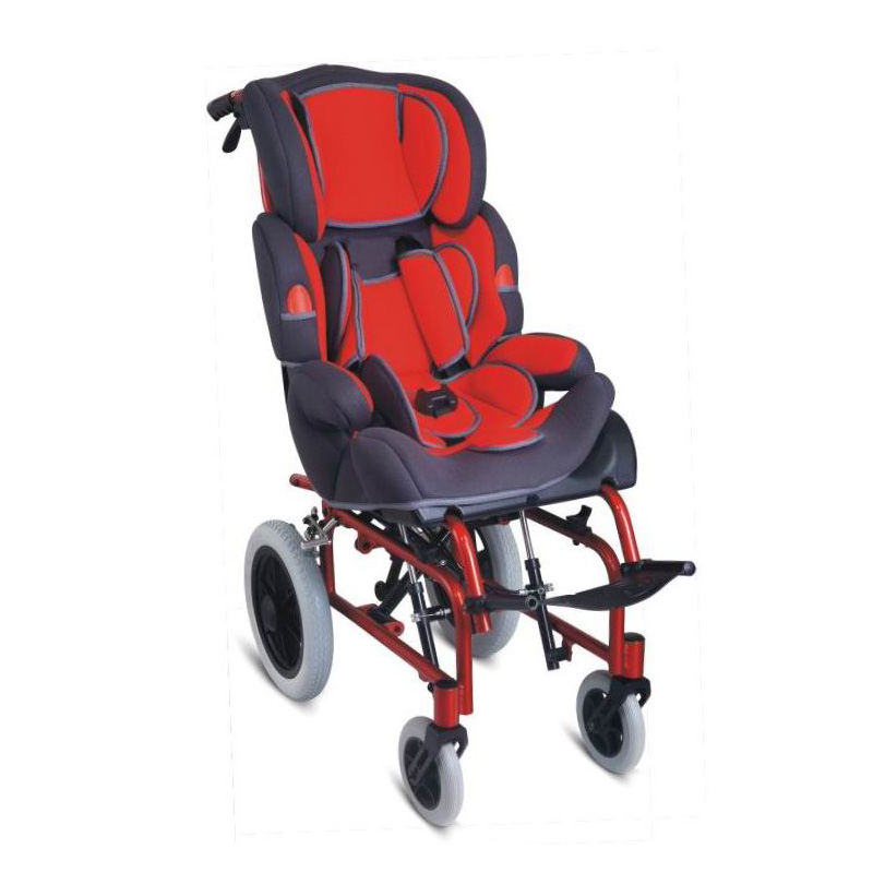 aluminum wheelchair for cerebral palsy child