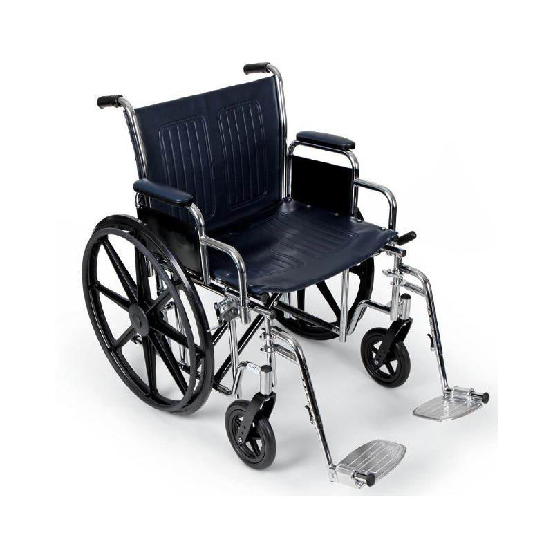 heavy-duty wheelchair, bariatric wheelchair, extra-wide wheelchair